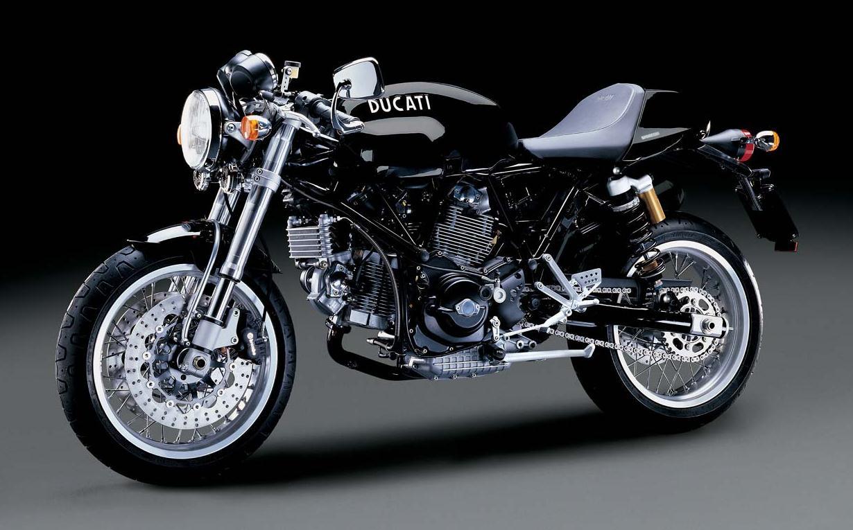 So Cool Ducati Sport Classic 新入りわんことスポ乗りakiの凸凹日記